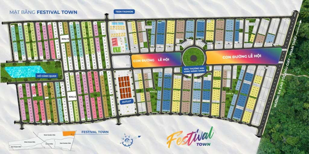 mat bang festival novaworld phan thiet