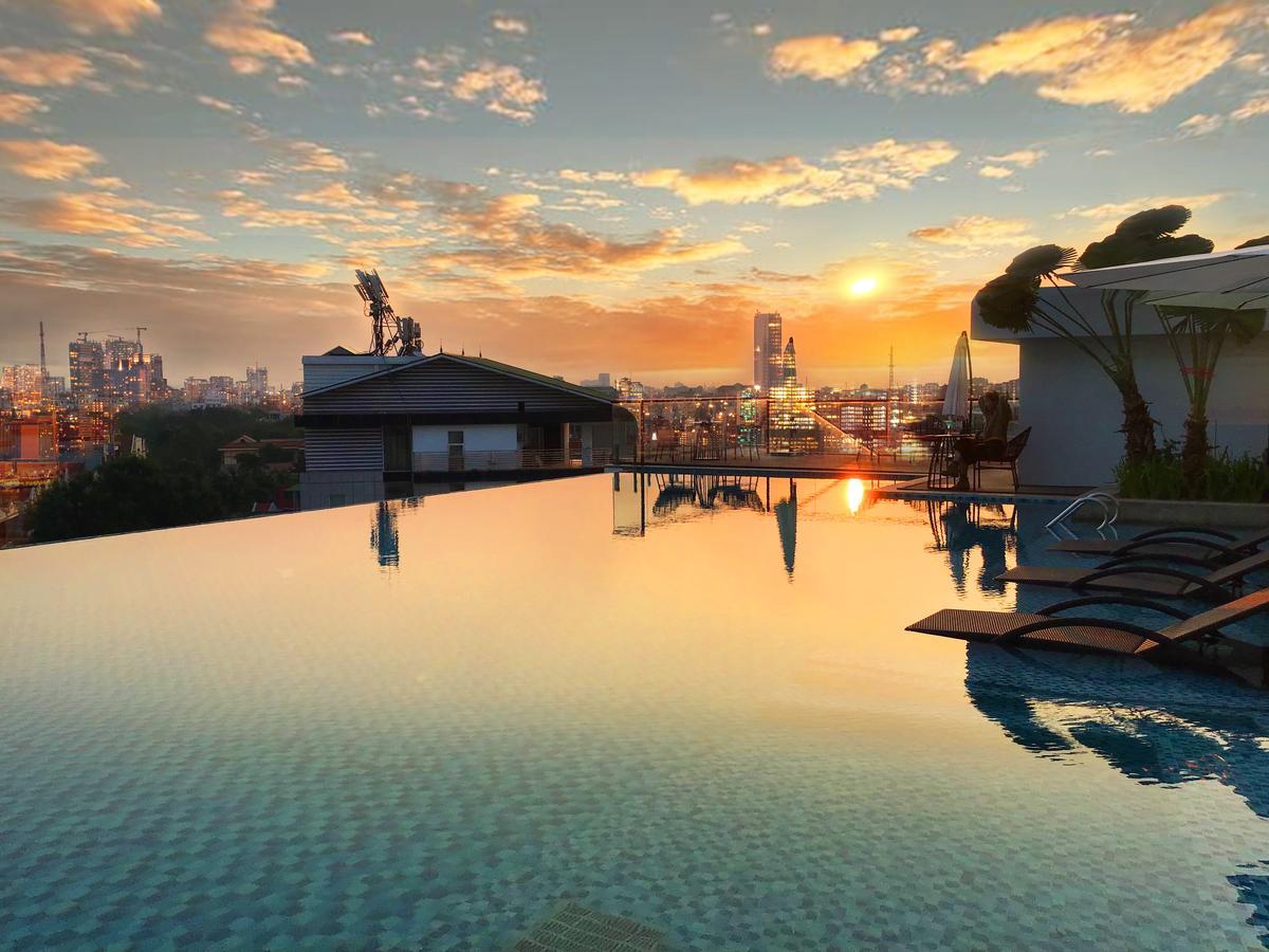 ho boi Mandala Hotel & Spa Bac Ninh