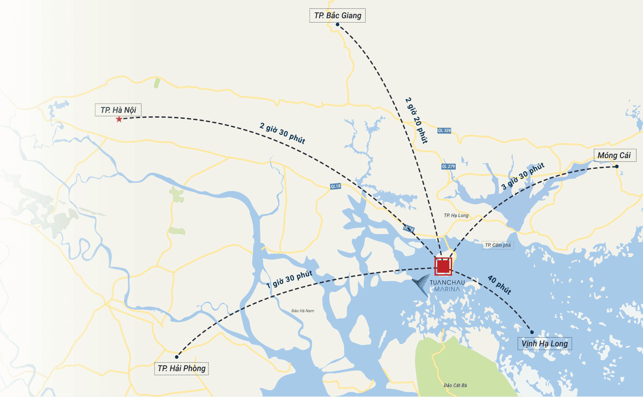 Tuần Châu Marina