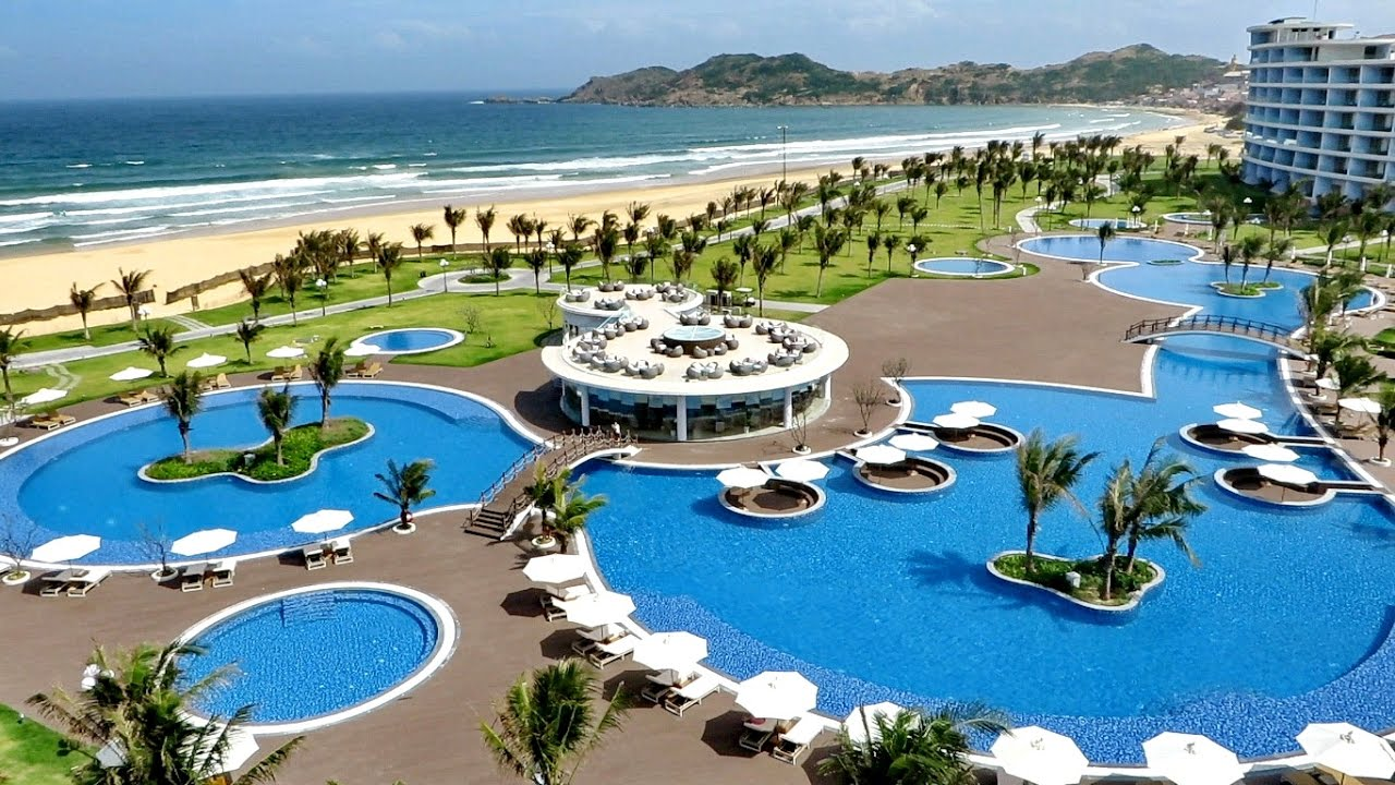 flc resort gan maia quy nhon beach resort