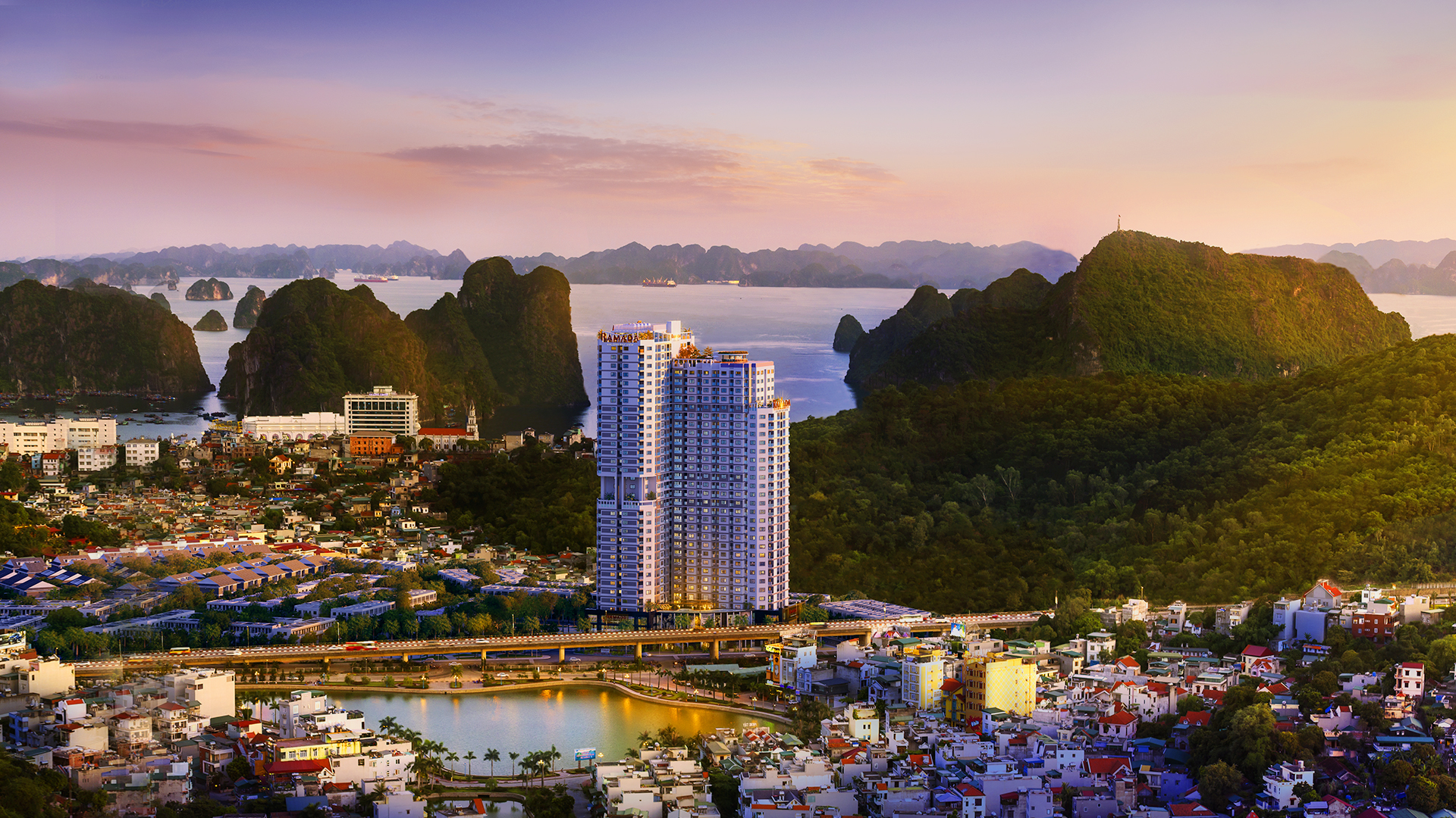 Ramada by Wyndham Hạ Long Bay View