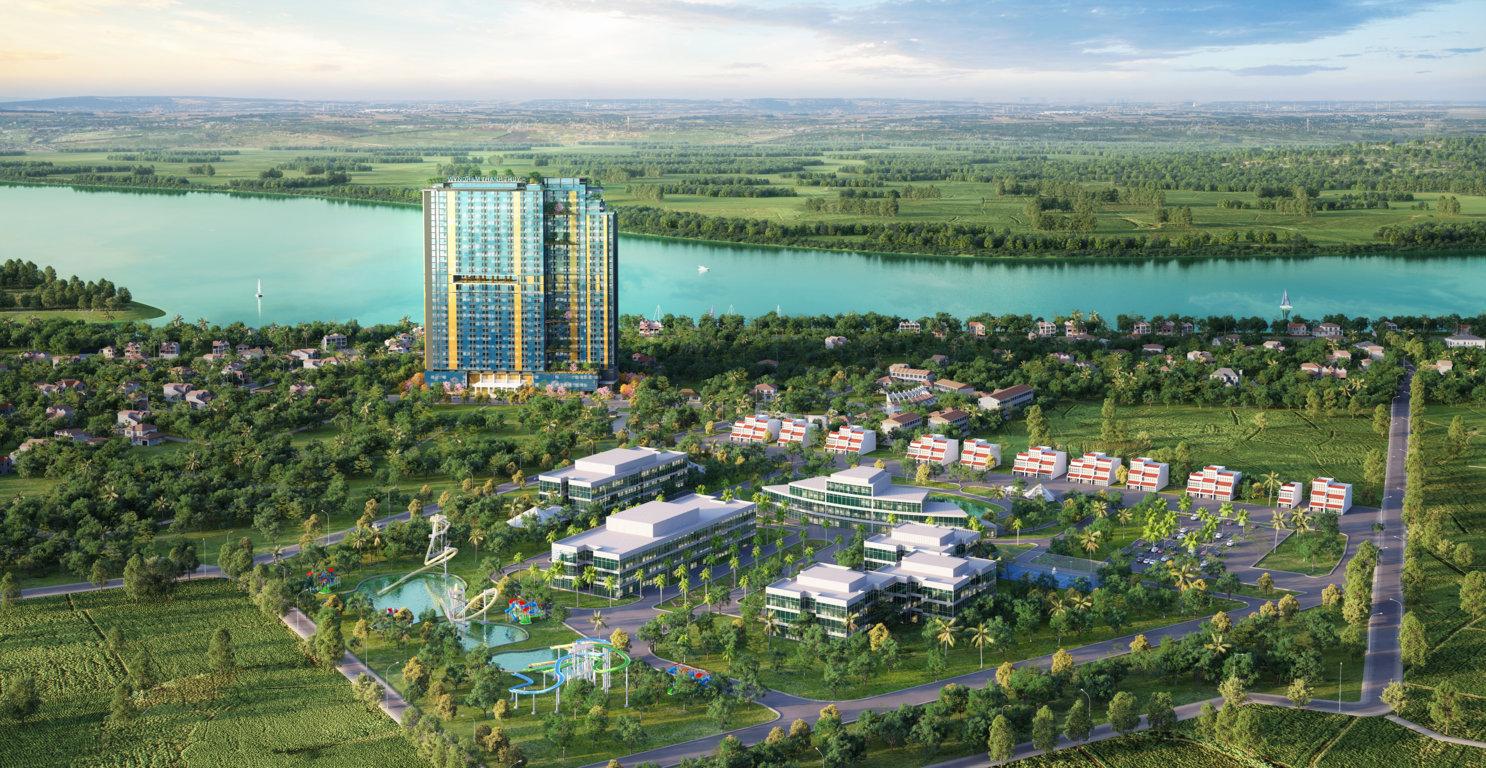 vi tri Wyndham Thanh Thuy