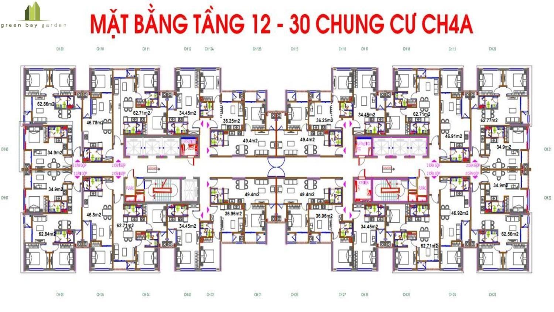 mat bang green bay garden ha long