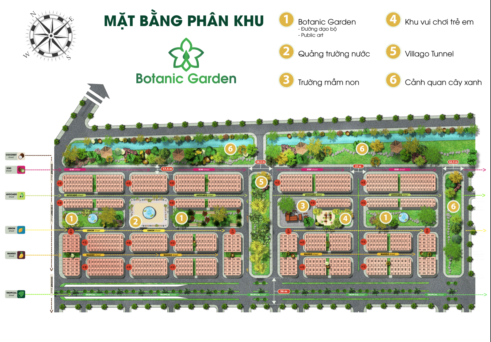 botanic garden tai FLC Tropical City Ha Long
