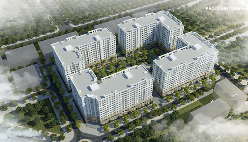 phoi canh chung cu FLC Tropical City Ha Long