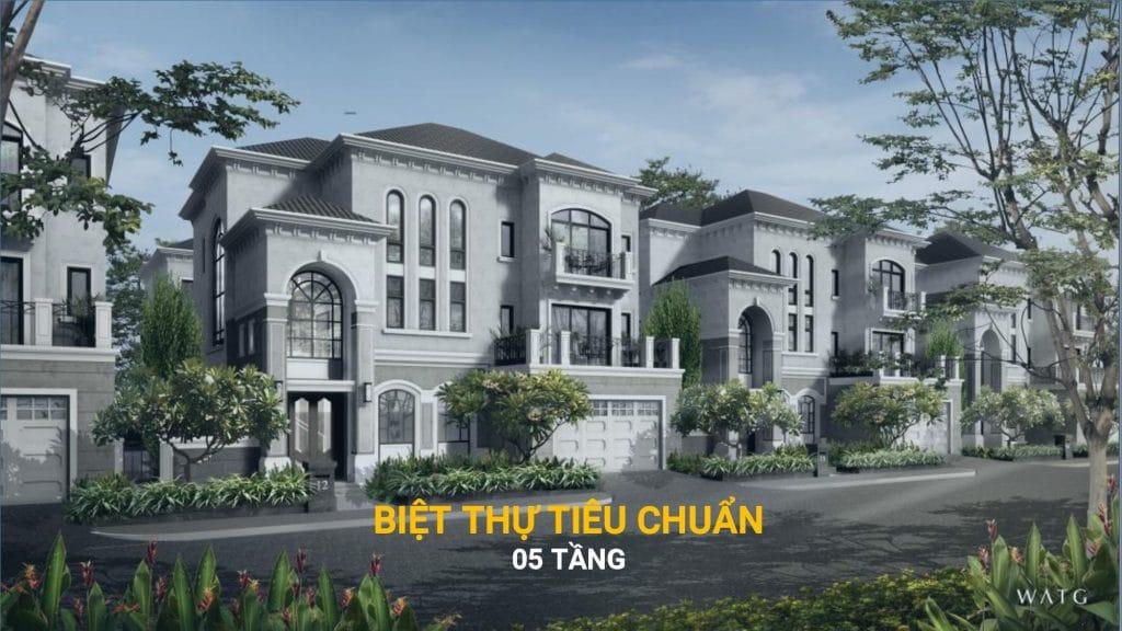 biet thu tieu chuan grand bay ha long villas