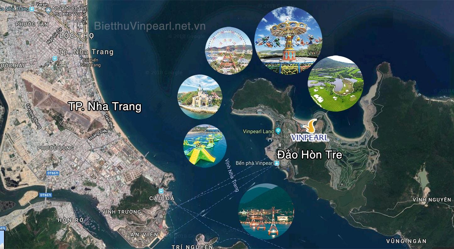 Vinpearl Condotel Hòn Tre Nha Trang