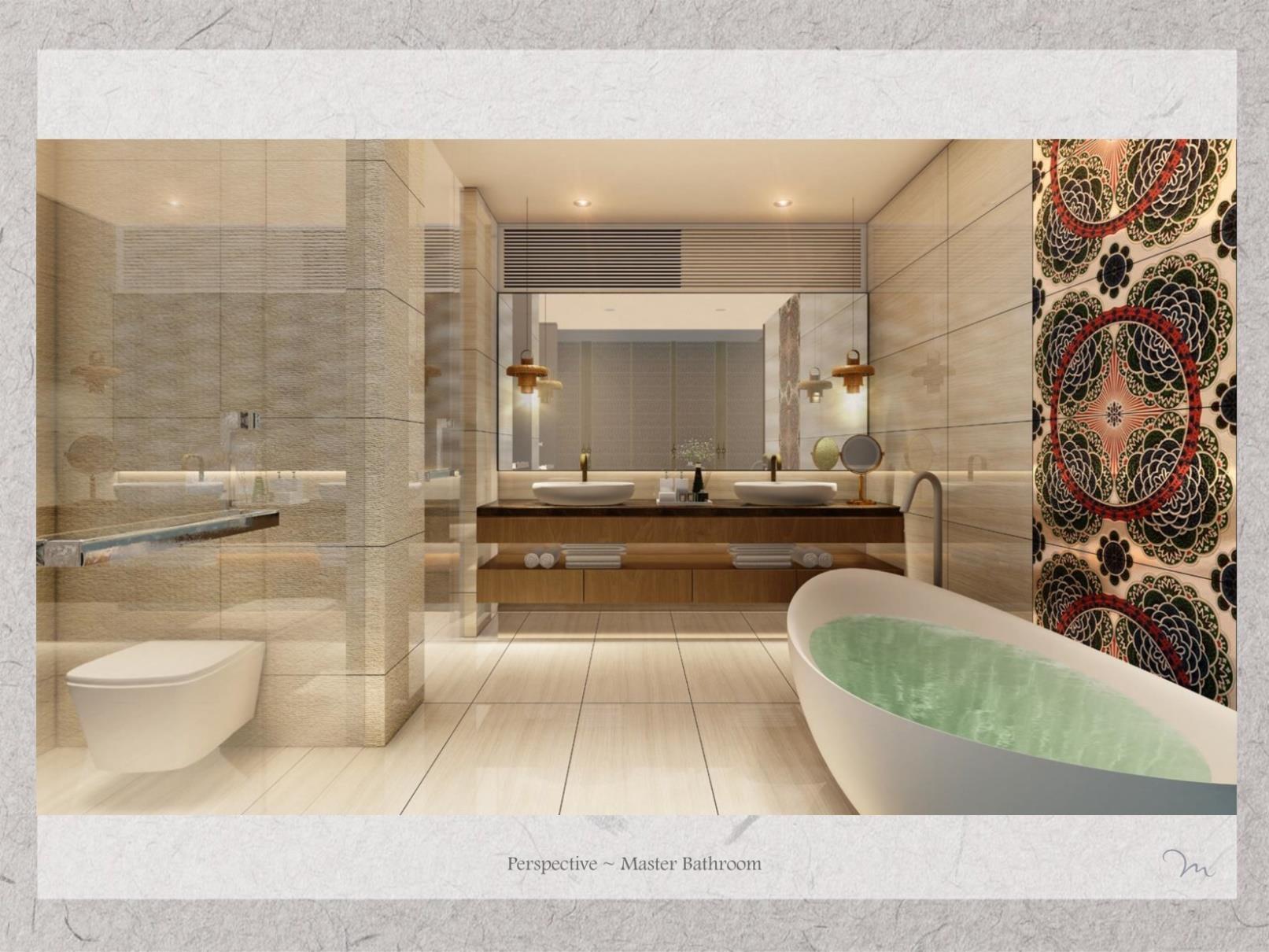 phong wc shantira villas