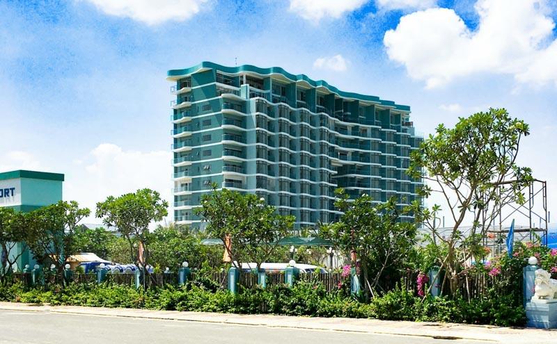 thuc te Blue Sapphire Resort