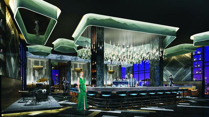 sky bar Swisstouches La Luna Resort Nha Trang