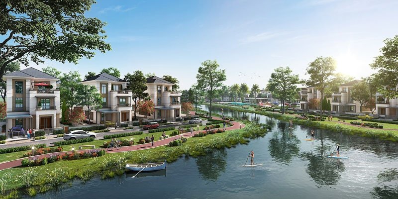 Aqua City