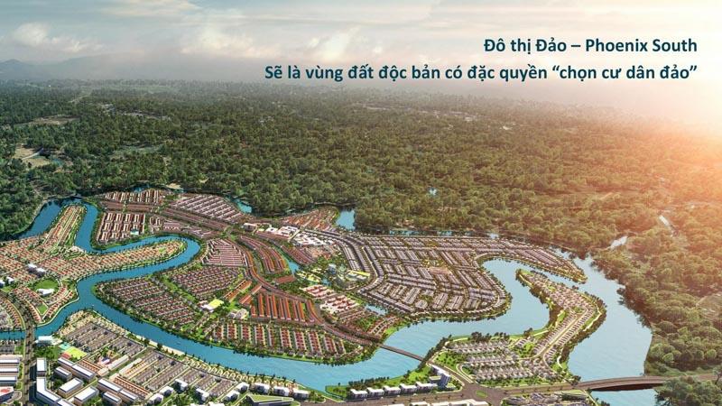 phoi canh phoenix aqua city