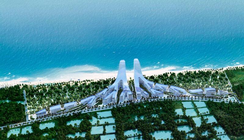 Charm Hồ Tràm Resort & Spa
