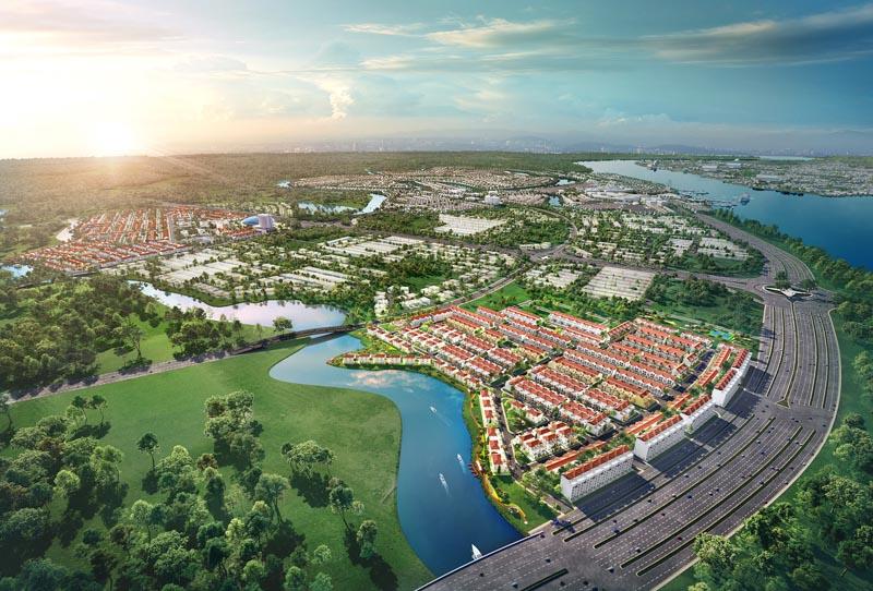 river park aqua city