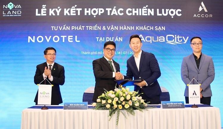 Novotel – Thương hiệu khách sạn 4 sao đầu tiên xuất hiện tại Aqua City
