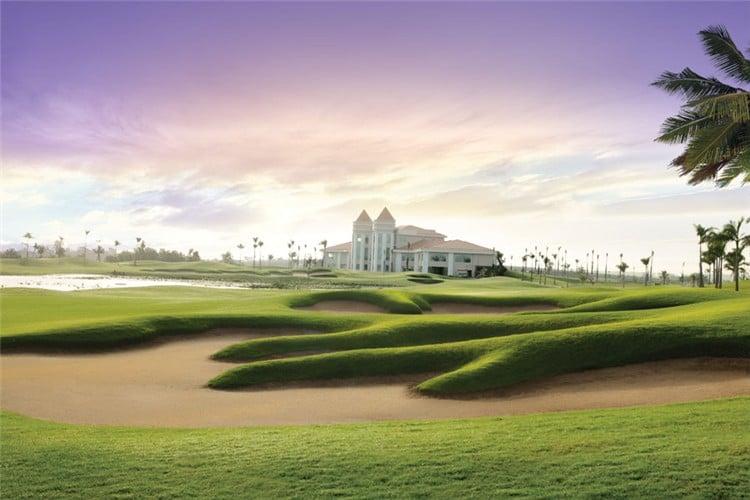 san golf Taekwang Jeongsan Country Club