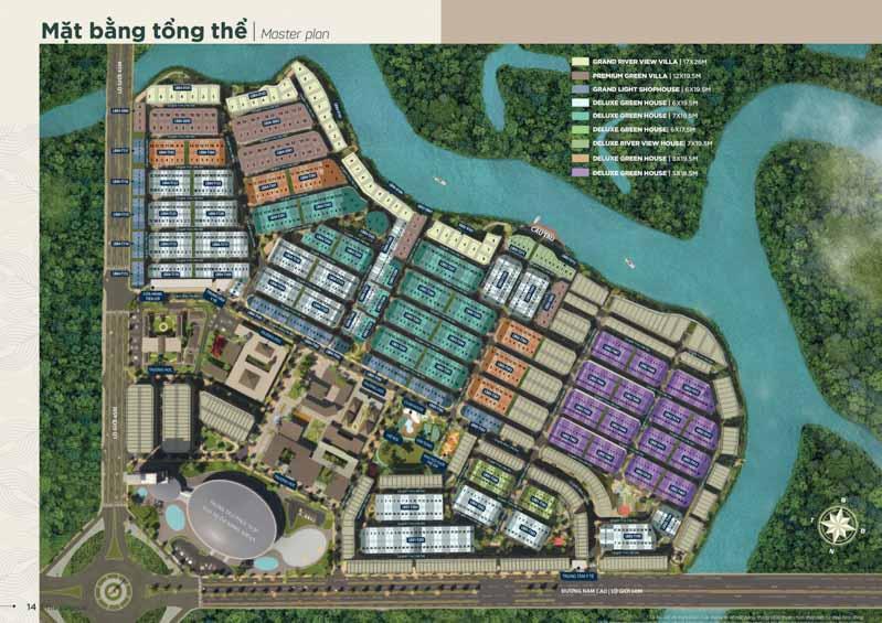 mat bang the valencia aqua city
