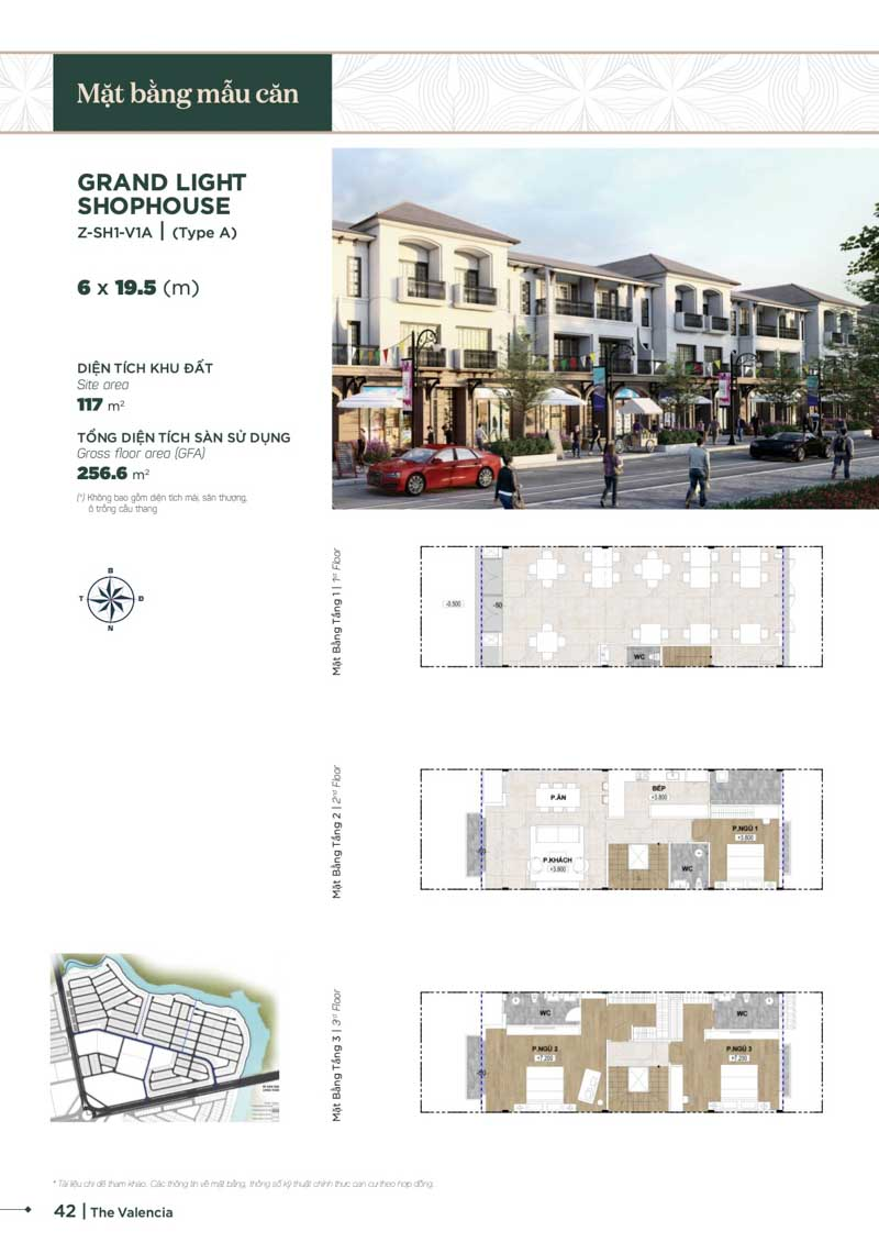 thiet ke shophouse the valencia aqua city 6 195