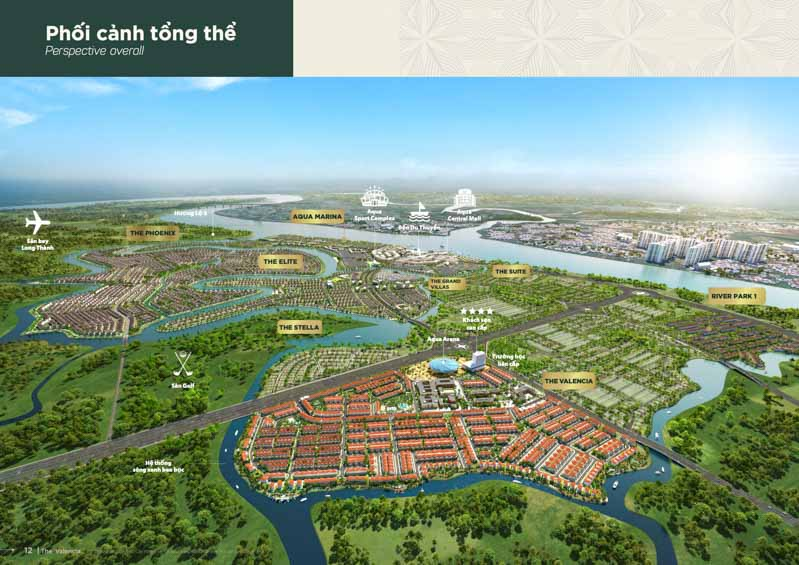 phoi canh the valencia aqua city