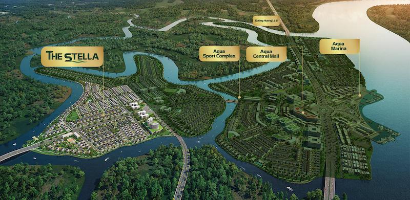 The Stella Aqua City – Giá Bán & 5 Điểm Nổi Bật Cần Biết