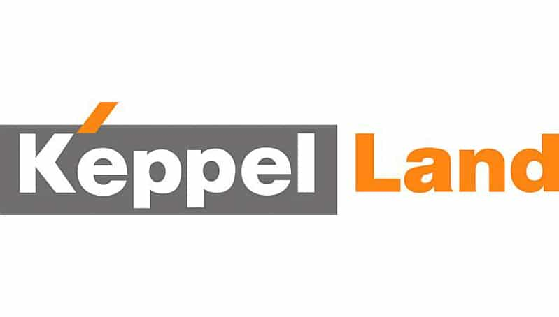 logo keppel land