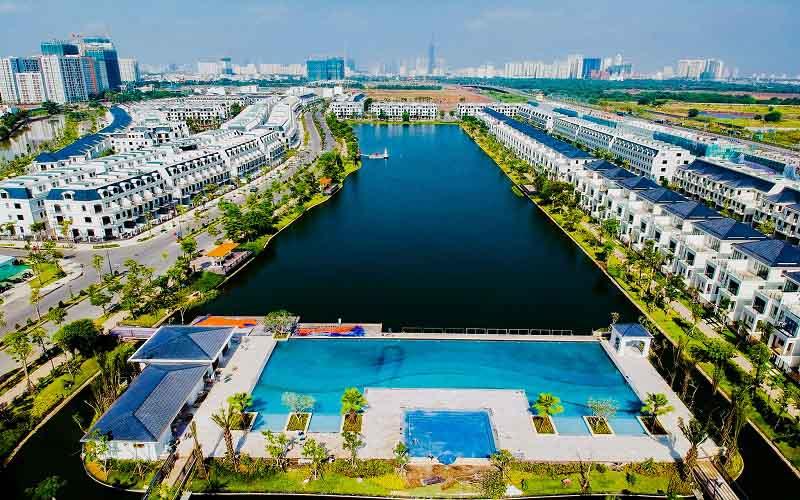 toan canh khu do thi lakeview city novaland