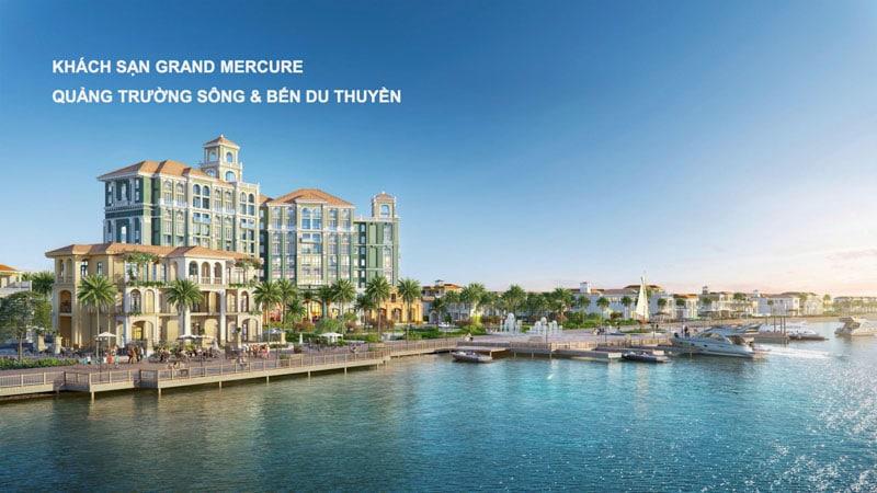 khach san grand mercure habana island