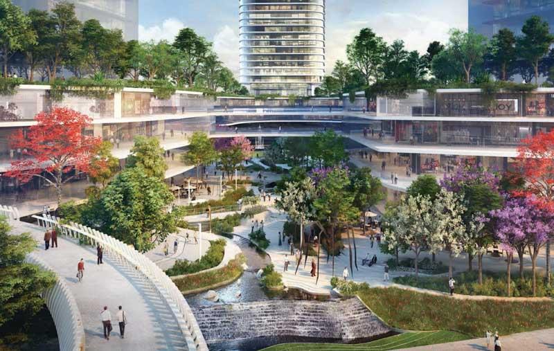 cong vien empire city