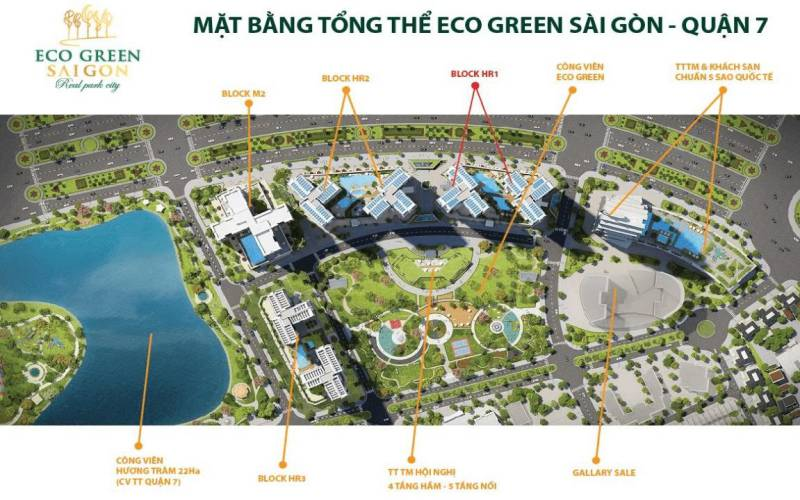 mat bang tong the eco green sai gon