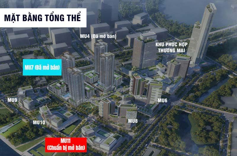 tong the du an empire city