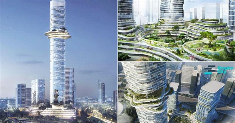 Dự án Empire City Thủ Thiêm