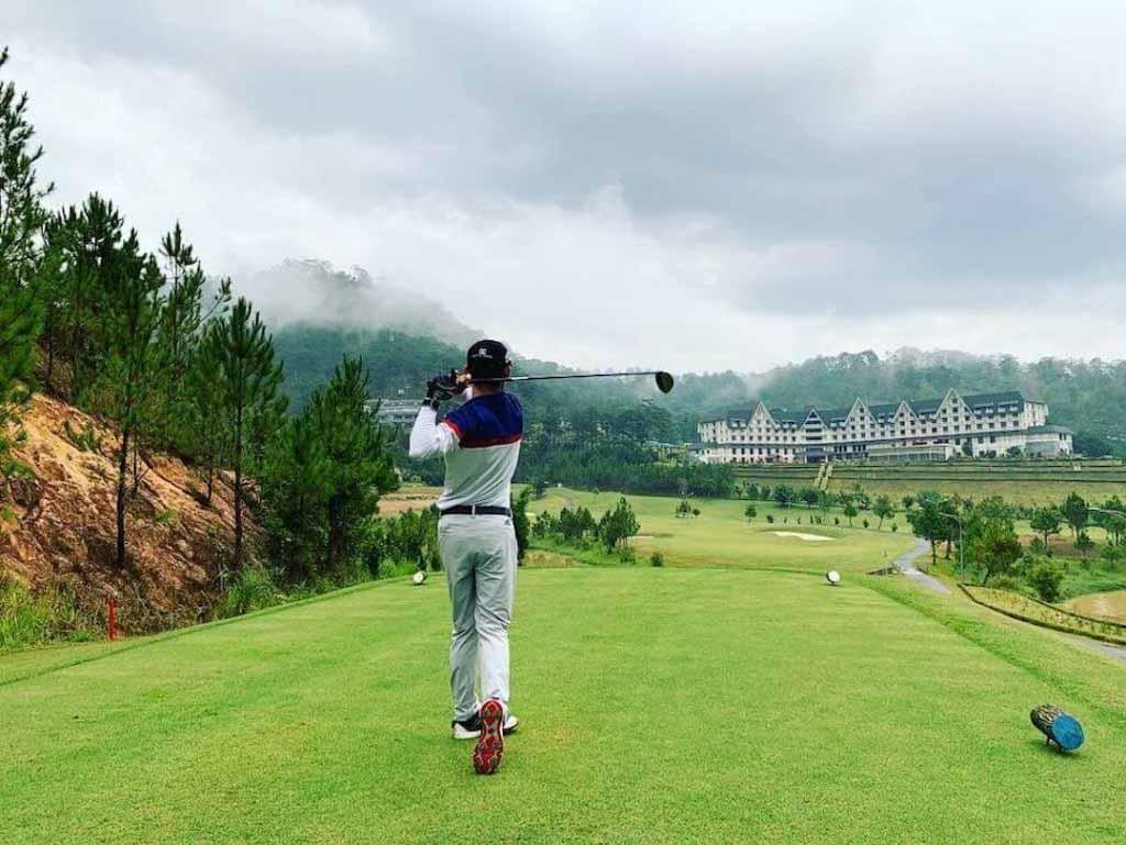 san golf novaworld da lat