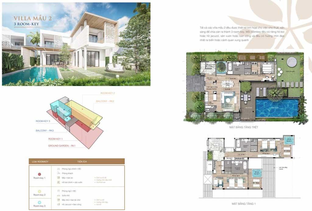 mat bang villa angsana residences ho tram