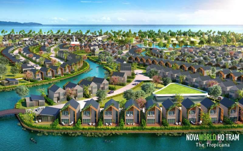 Tropicana Hồ Tràm – Mặt bằng & Giá Bán 2021