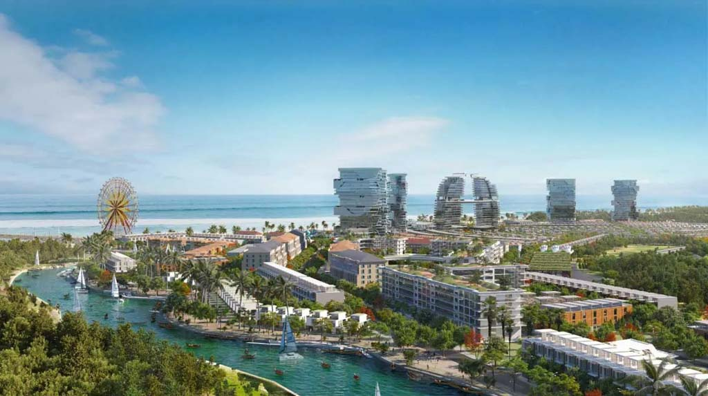 phoi canh tien ich venezia beach