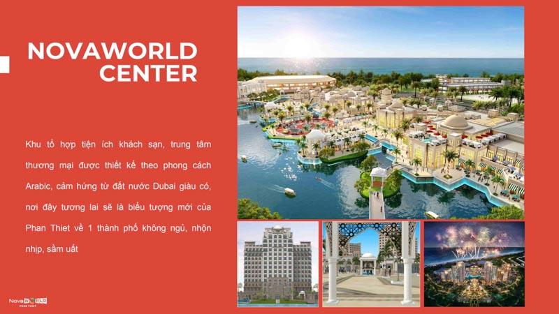 novaworld center lien ke santa monica phan thiet