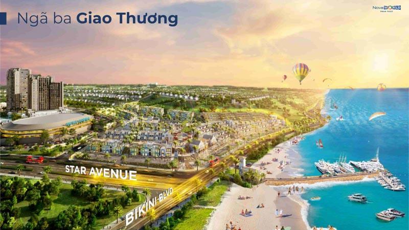 Shophouse Santa Monica Novaworld Phan Thiết – Đánh Giá  & Bảng Giá 2021