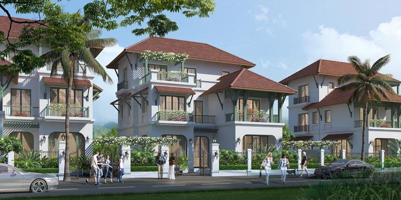 phoi canh biet thu don lap du an sun tropical village phu quoc