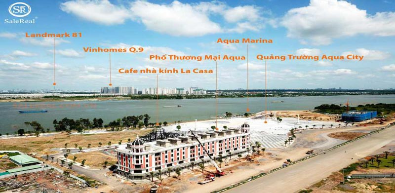 tien do aqua city sun harbor 1 thang 6 2021