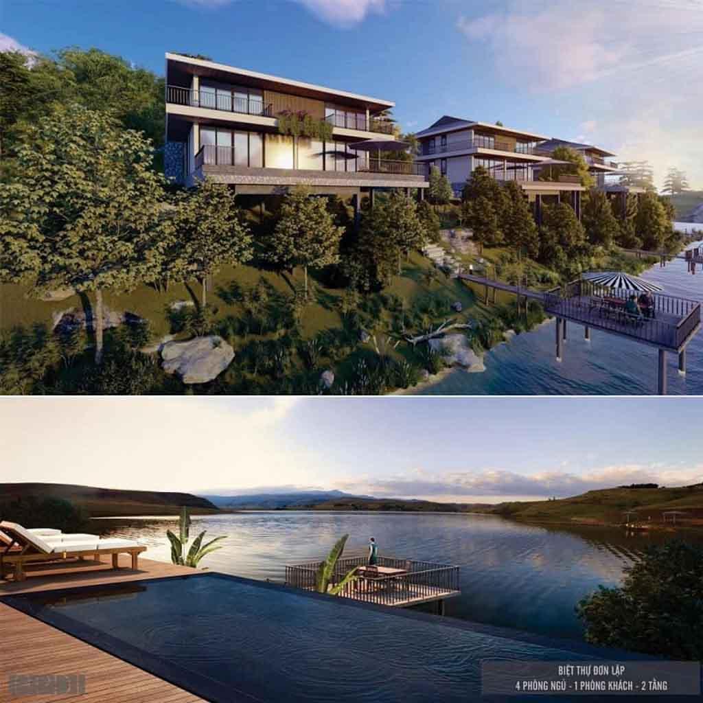 Cullinan Hòa Bình Resort