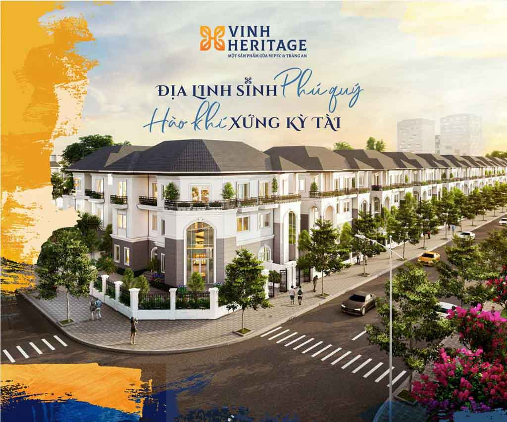 biet thu song lap vinh heritage