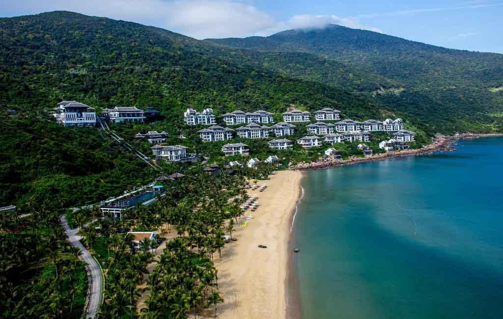 du an intercontinental danang peninsula resort