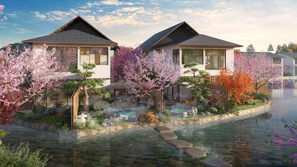biet thu sun onsen village