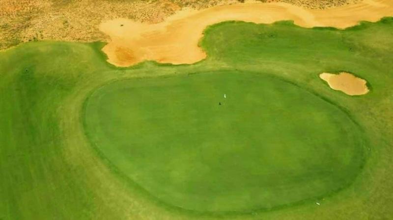 thuc te san golf pga golf villas novaworld phan thiet