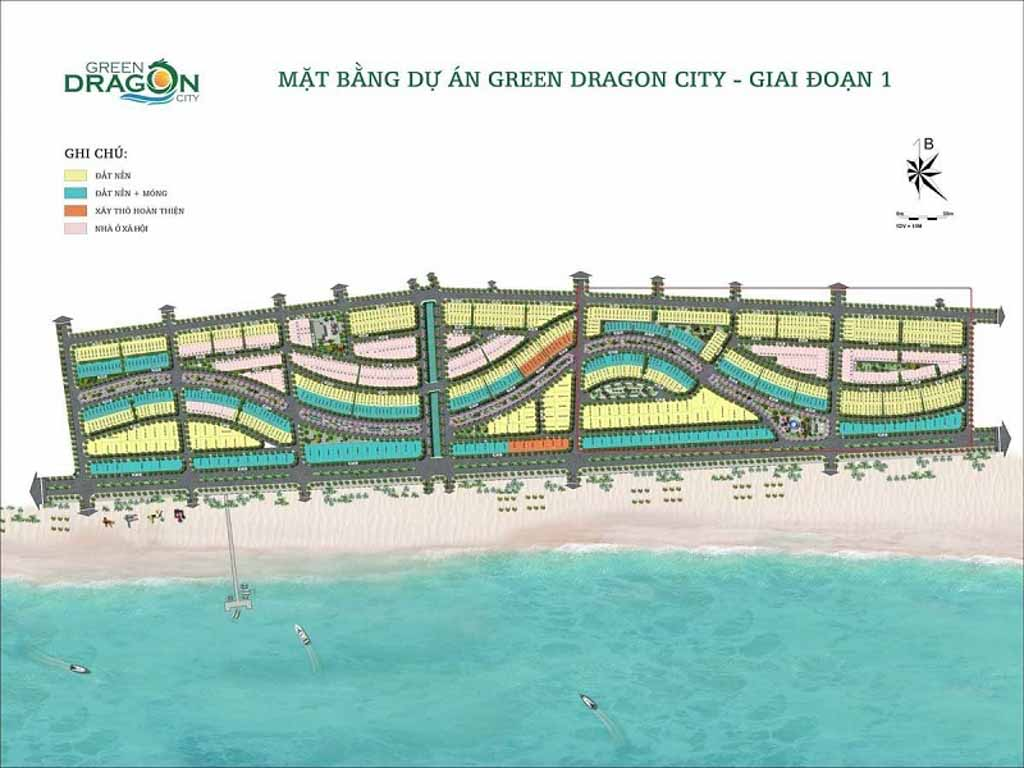 mat bang green dragon city giai doan 1