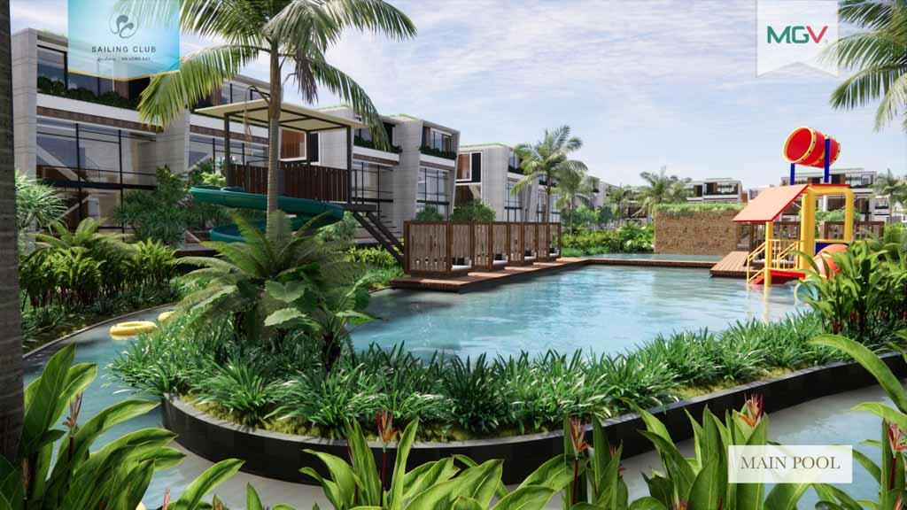 Sailing Club Residences Hạ Long Bay