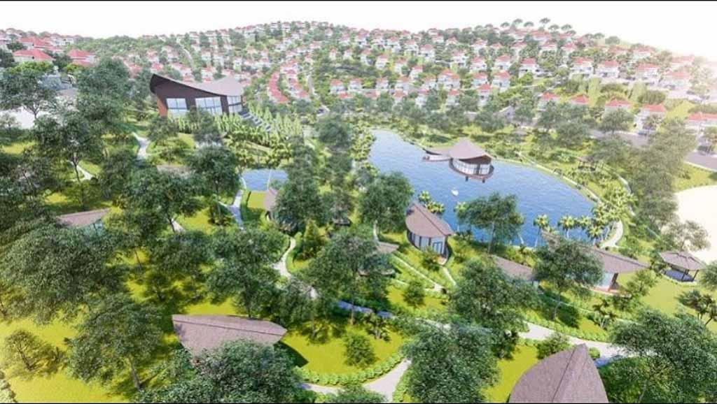 Làng sinh thái Việt Xanh