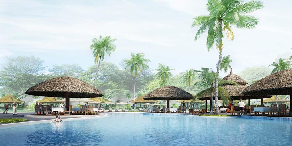 Viên Nam Resort Hòa Bình