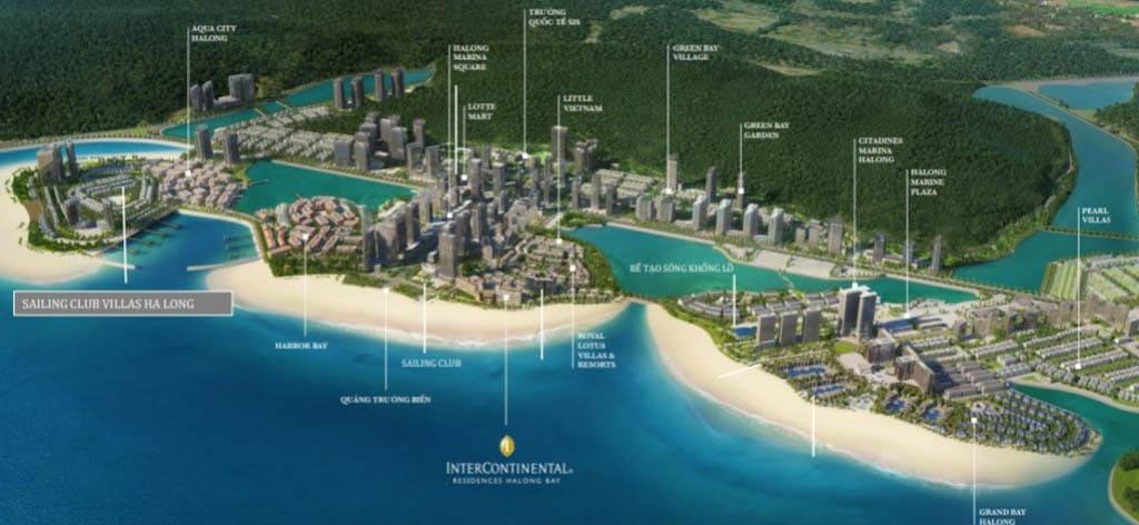 vi tri sailing club residences ha long bay