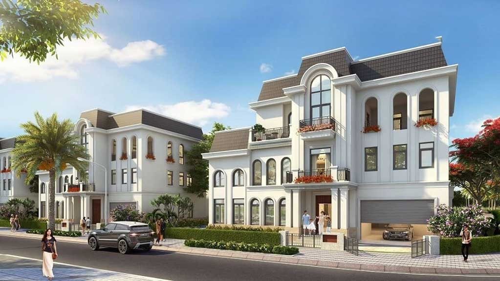 Crown Villas Thái Nguyên